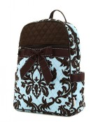 Backpack - Turquoise Brown