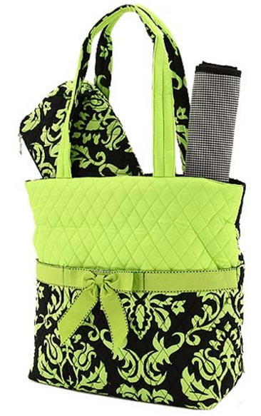 Diaper Bag - Lemon