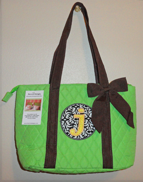 Lunch Bag - Initial or Number