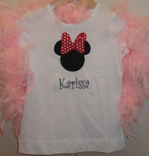 Tshirt - Miss Minnie