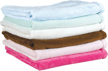 Blanket - Soft  Microfleece for Baby-#BL68