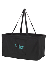 Ultimate Black Carry All Tote-#UCT148